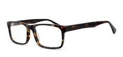 Picture of iLookGlasses DNA 7485 TORTOISESHELL - PLASTIC,RECTANGLE,FULL-RIM,fashion,office,everyday - prescription eyeglasses online USA