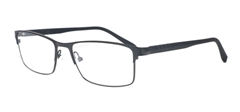 Picture of iLookGlasses MOMENTUM 6477 BLACK - RECTANGLE,METAL,FULL-RIM,fashion,light weight,office,sporty,everyday - prescription eyeglasses online USA
