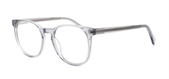 Picture of iLookGlasses DNA 9199 CRYSTAL GREY - PLASTIC,OVAL,ROUND,FULL-RIM,fashion,office,everyday - prescription eyeglasses online USA